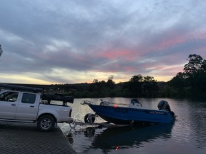 Intrastate fishing, boating travel opens