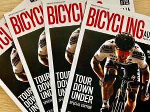 Bumper Christmas / New Year Edition Of Bicycling Australia Out Now