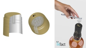 Amcor Toppan bring out NFC wine capsule