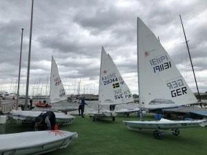 Laser invasion – international competitors arriving in Australia for Laser Down Under 2020