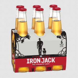 Iron Jack launches full strength lager