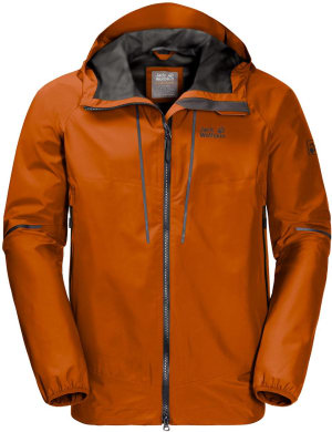 Jack Wolfskin's Sierra Trail will keep you bone-dry