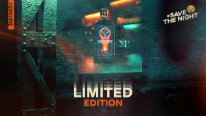 Limited edition Jägermeister to Save The Night