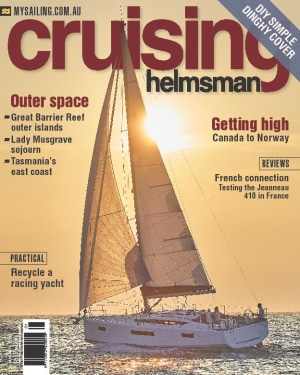 Sail into the new year with January Cruising Helmsman