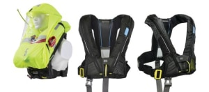 Latest designs born from severe testing for Spinlock PFD
