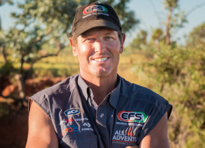 Jase Andrews to attend G'Day USA