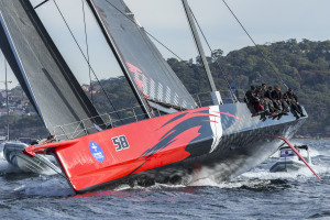 Blue Water Pointscore Series continues with Flinders Island Race this weekend