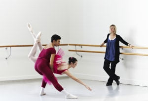 The Australian Ballet School: meeting the Covid challenge