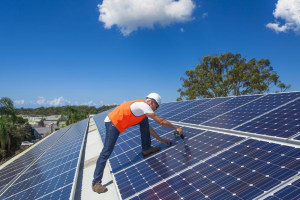 Renewable energy jobs jump 33 per cent