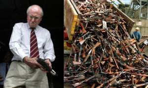 John Howard Still Wants Your Guns 25 Years On