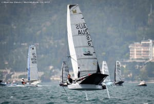 Standby for the most competitive Moth Worlds ever