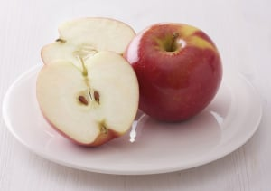 Sweet, juicy and tangy Kanzi apples