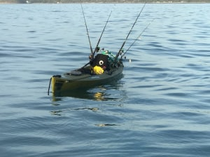 Mystery of the unmanned kayak solved