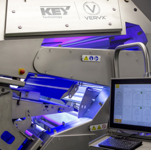 Key Technology expands its sorting offerings