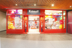 14 days later, Kidstuff has opened another store