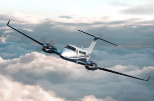 Textron launches King Air 360