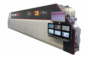 Kodak launches digital packaging press