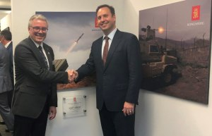 Kongsberg to expand operations in Australia