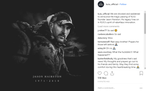KUIU Founder Jason Hairston Tragic Passing
