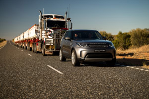 Land Rover or prime mover?