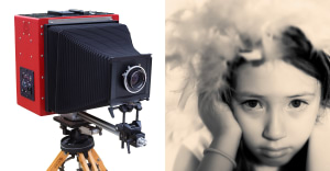 LargeSense launches world's first 8x10 digital single shot camera