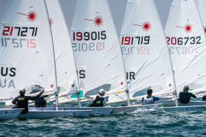 Late Rumbles Shake Up Day 3 of Sail Melbourne International (17 - 21 January 2020)