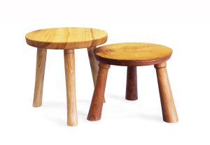 Making an Heirloom Stool