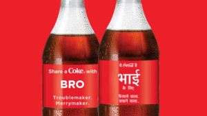 Share a Coke comes to India