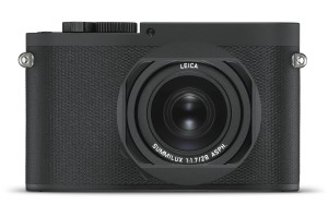 Leica's new Q-P compact camera loses the red dot&#x3b; gains some design tweaks
