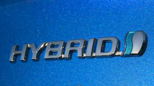 Toyota's hybrids are now mainstream