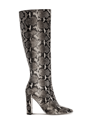 Croc-print, vinalyte and western – here's the winter trends