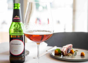 'Red' and 'White' beers hit the high end