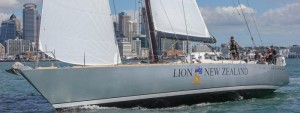 Lion NZ roars back into action