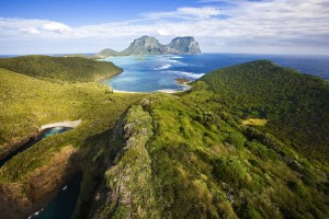 Sun shines on Lord Howe's energy supply