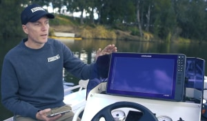 VIDEO: Lowrance LiveCast