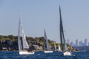 Tricky conditions set to challenge strong Sydney Gold Coast fleet