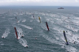 The Route du Rhum-Destination Guadeloupe attracts record entry in its 40th anniversary year