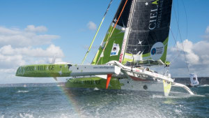 The Multi50 class: The little racing cars of the Route du Rhum-Destination Guadeloupe