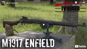 M1917 Enfield - Shooting out to 600m