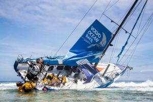 Volvo Ocean Race: Expect the Unexpected