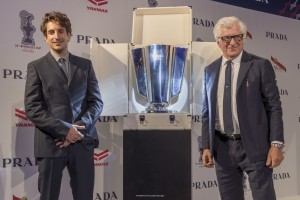 The Prada Cup unveiled in Monaco