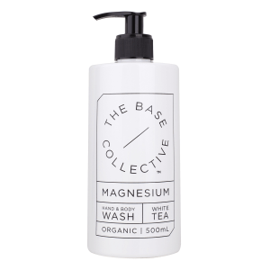 Product of the month: The Base Collective Magnesium + White Tea Hand & Body Wash