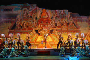Win tickets to 'The Legend of Dunhuang'!