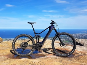 BIKE REVIEW: Merida eOne-Sixty 8000