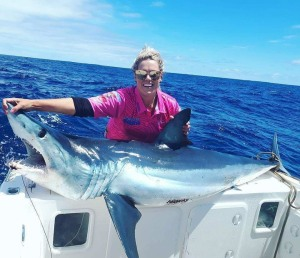 Have your say on mako shark size limits