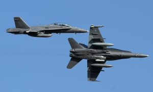 Boeing Defence Australia to overhaul Malaysian Hornets
