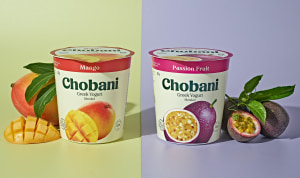 Big tubs, big flavour with Chobani
