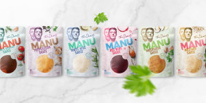 Behind the sauce: Manu launches new range