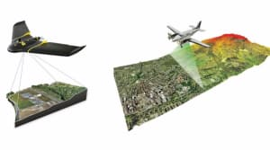 How photogrammetry compares with LIDAR for 3D mapping