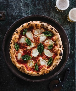 RECIPE: Johnny Di Francesco's award-winning Margherita pizza